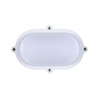NBHAO104 Corp imperm LED oval IP65 10W 4000K