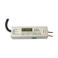 W DP15 Sursa de alim imperm LED 12V 15W 1 2A IP67
