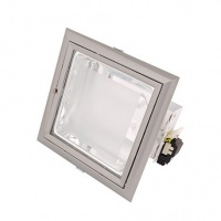 DLS8 Corp de il tip downlight Lumineco CROM MAT
